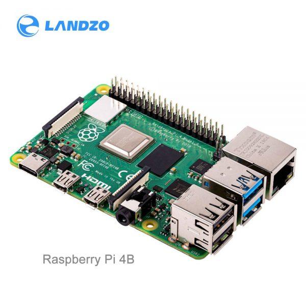 Raspberry Pi 4 Modelo b2 gb/4 gb/8g bcm2711 quad-core Cortex-A72 1.5 ghz com faixa dupla wifi bluetooth