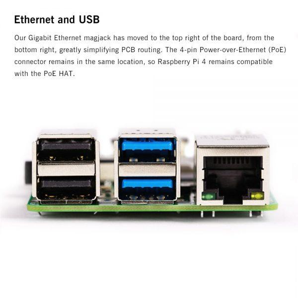 Pré-venda Raspberry pi 4 Modelo 8GB  4
