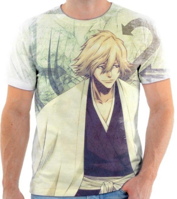 Camiseta Camisa Bleach Urahara Kisuke 001