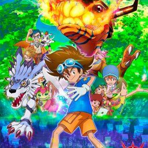 Digimon Adventure 2020 Hdtv 1080p Completo Legendado
