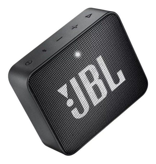 caixa de som jbl go 2 portatil com bluetooth midnight black 02