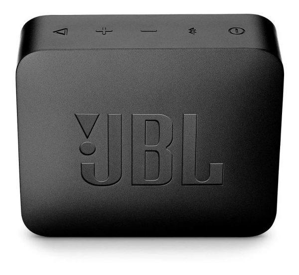 caixa de som jbl go 2 portatil com bluetooth midnight black 04