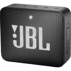 caixa de som jbl go 2 portatil com bluetooth midnight black