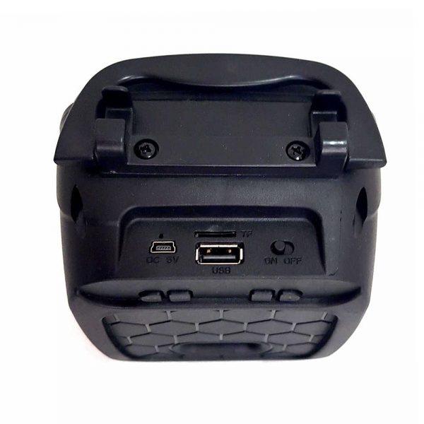 super caixa de som portatil wireless bluetooth kms 04