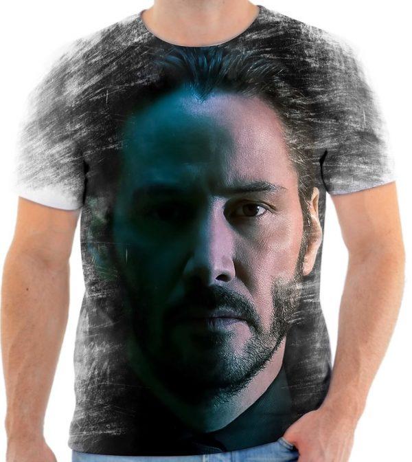 camiseta camisa john wick 001