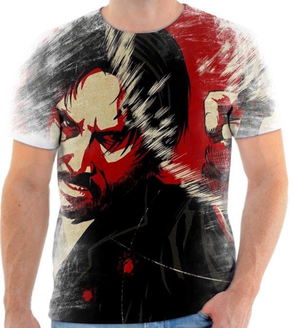 camiseta camisa john wick 006