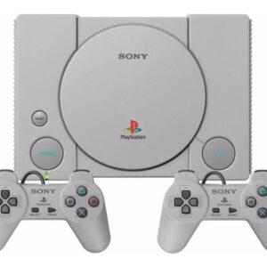 sony playstation classic scph 1000r 16gb cinza