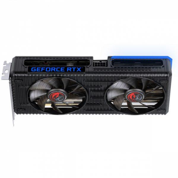 placa de video nvidia geforce rtx 3060 ti 8gb gddr6 256 bits 08