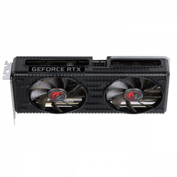 placa de video nvidia geforce rtx 3060 ti 8gb gddr6 256 bits 14