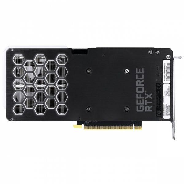 placa de video nvidia geforce rtx 3060 ti 8gb gddr6 256 bits 17