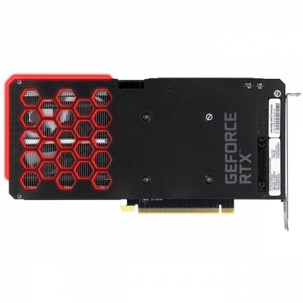 placa de video nvidia geforce rtx 3060 ti 8gb gddr6 256 bits 18