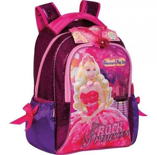 mochila escolar barbie a princesa 02