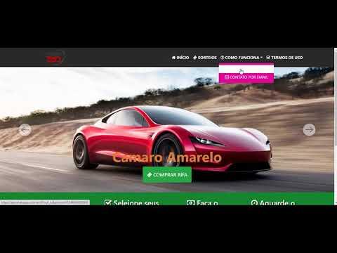 site de rifas online sorteios de loterias templete wordpress 02